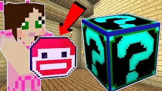 Minecraft: CLOWN LUCKY BLOCK!!! (NACHOS, CLOWNS, & CRAZY APPLES!) Mod Showcase