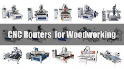 How to buy CNC Routers for Woodworking in 2019?
