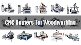 How to buy CNC Routers for Woodworking?