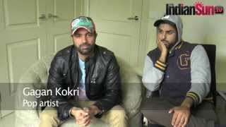 A day in the life of GAGAN KOKRI (feat Music Producer- Mofolactic)