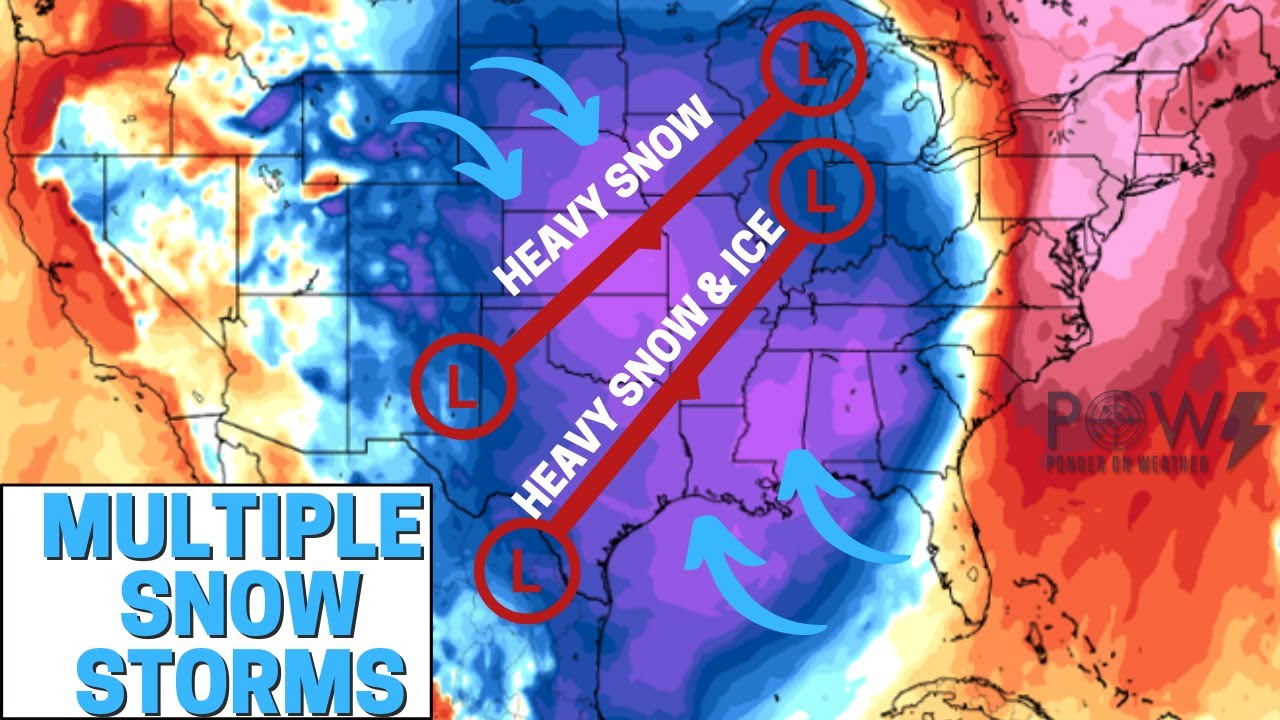 More snow into Tuesday night