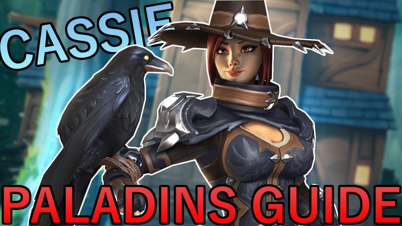 Best deck build for Cassie in Paladins   AllGamers