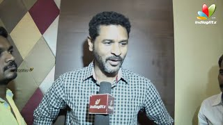 prabhudeva clarified on his next film with vadivelu   press meet   action jackson next movie