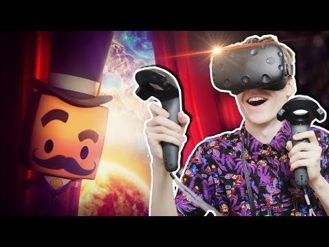 THE BEGINNING OF THE UNIVERSE IN VIRTUAL REALITY! | We Are Stars VR (HTC Vive Gameplay)