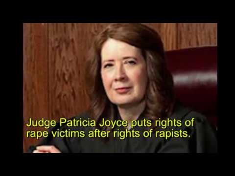 Corrupt Judges, Lawyers & Criminologists. Wall of Shame. Missouri Judge Patricia Joyce