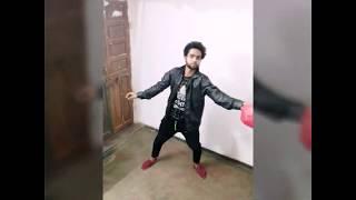 MJ Dangerous ||Caps Tricks|| Dance Video By Amit CaP Boy