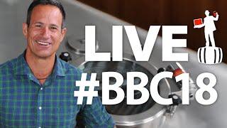 #LIVE #BBC18 Sam Calagione - Dogfish Head - Keynote - Na żywo