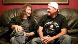 ANVIL Interview with Lips: Shockwaves VideoCast Ep. 7 (Part 2)