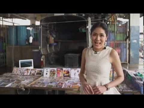 ธุรกิจซีดีเพลง หนังพม่าที่ มหาชัย