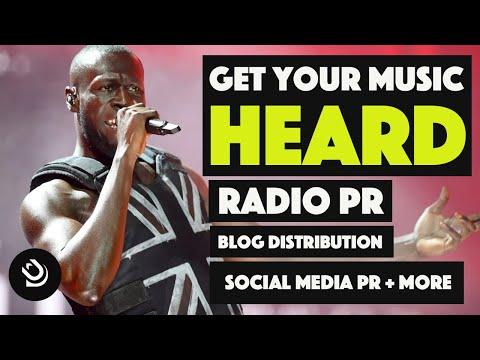 Need Music PR? Listen For More Details