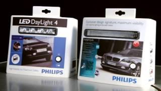видео Дневные ходовые огни Philips