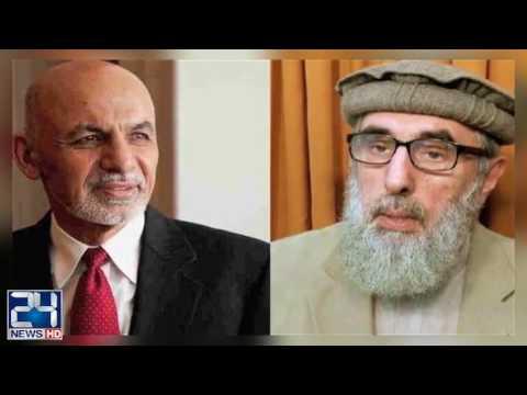 Gulbuddin Hekmatyar returns to Kabul after 20 years