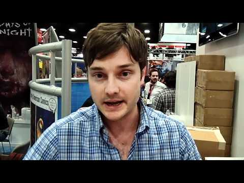 ComicCon 2011 Exclusive! Michael McMillian Dishes on Steve Newlin's Disappearance