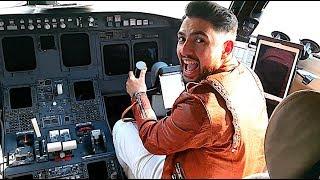 Wenn der Auge-Macher Privat Jet gönnt! ⎮mit Saygin Yalcin - Younes jones