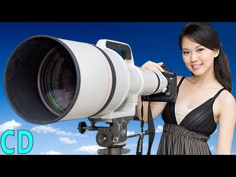 5 Most Amazing Cameras in the World
