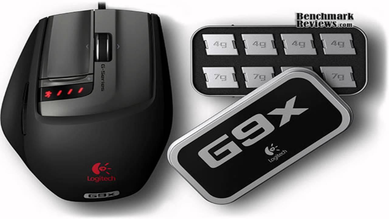 ce90f412c86 G9X Logitech Mouse settings for Cross Fire - YouTube