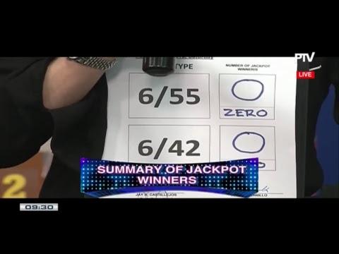 PCSO 9 PM Lotto Draw, February 10, 2018