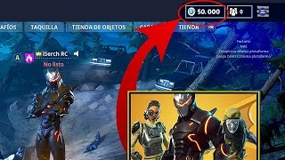 COMMENT OBTENIR 50.000 PAVOS GRATUITS À FORTNITE! (NO SWEEPSTAKE) (LEGAL) - Fortnite Battle Royale