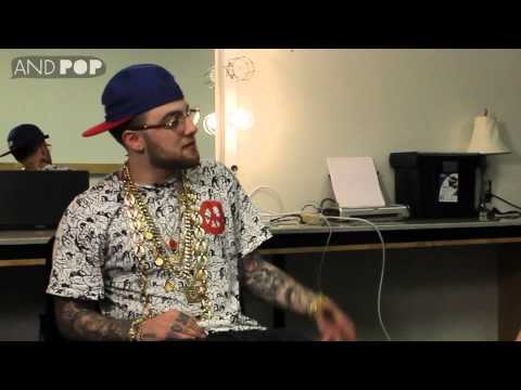 Mac Miller Interview: Canadian customs and partying with athletes | ANDPOP.com