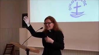 Kontestuaalinen sana   kontekstuaalinen teologia   kommenttipuheenvuoro Mari Anna Auvinen