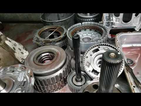 Ctsv transmission 6l90 Pump Damage  Meenan