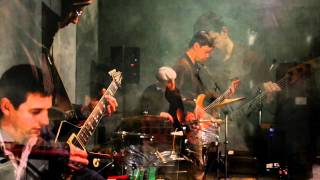 All India Radio - The Lie (new song rehearsal 2011)
