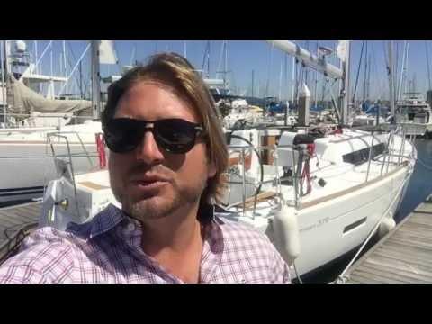 Jeanneau 379 Sun Odyssey Sailboat For Sale in San Diego California By: Ian Van Tuyl