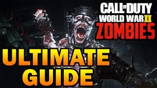 """The Final Reich"" ULTIMATE GUIDE! Full Map Walkthrough, Easy Tutorial Guide! (COD WW2 Zombies)"