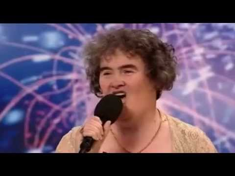 SUSAN BOYLE american idol  YouTube