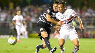 São Paulo 4 x 0 Corinthians - Campeonato Brasileiro 2016 (34ª Rodada)