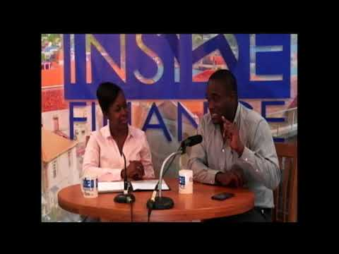 INSIDE FINANCE - Ep.4 with Mr. Gordon Joseph from the Department of Cooperatives