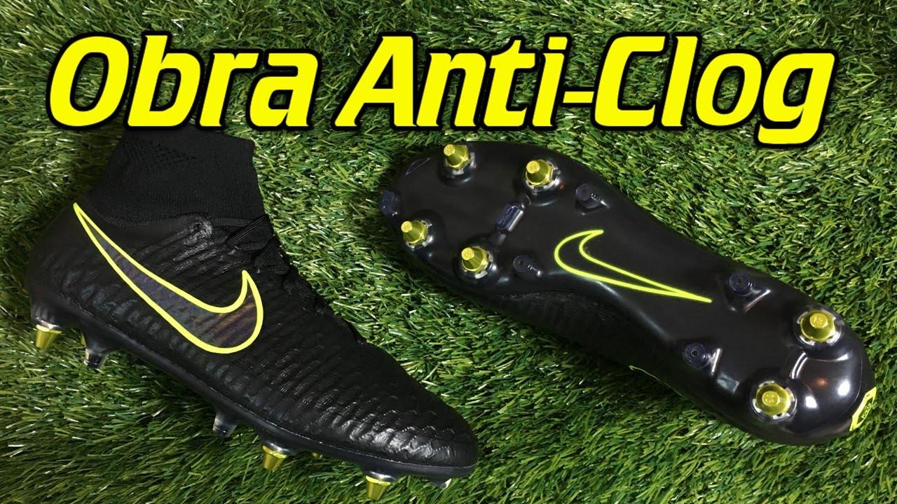 491b1565a517 Anti-Clog Nike Magista Obra SG-Pro - Review + On Feet - YouTube