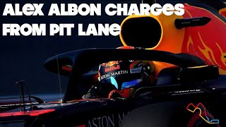 Pit Lane To P5: Alex Albon's Charge From The Russian Grand Prix [ONBOARD]