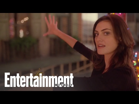 The Originals: Phoebe Tonkin's On Set Tour   Entertainment Weekly
