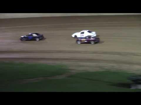 Lawrenceburg Speedway 4-1-17 Hornet B-Main