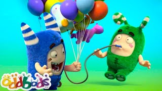 Oddbods 🎈 APRIL FOOLS DAY 🎈 CGI animated shorts Super ToonsTV