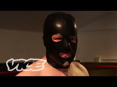 Enter the World of Underground Fetish Wrestling