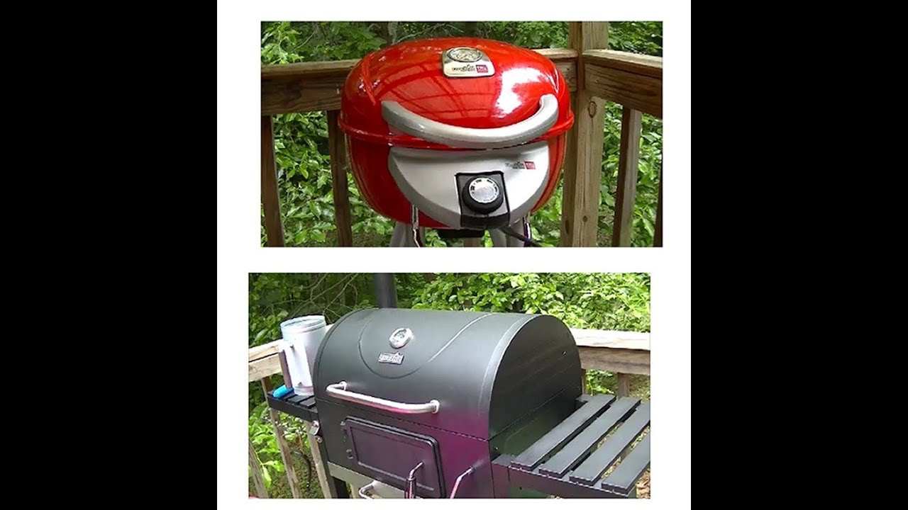 Charcoal grill 800