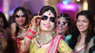Ambarsariya - Remix By Baba KSD And Dj Nakul - Indian Bridal Wedding Dance Hot 2017
