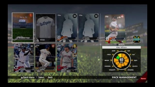 MLB the show 18 BR