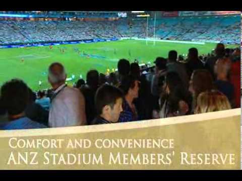 ANZ Stadium Membership