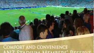 ANZ Stadium Membership