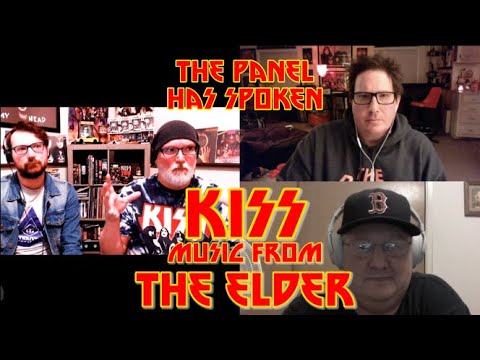The Panel Has Spoken - KISS The Elder With Julian Gill And Chance To Win - Episode 13