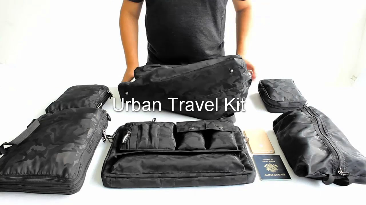 Urban Day Bag Keep You Organize For Daily And Weekend Travel