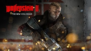 Превью Wolfenstein 2: The New Colossus - МОЧИТЬ ФАШИСТОВ