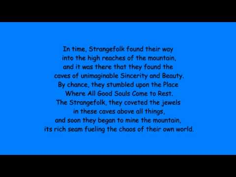 Gorillaz - Fire Coming Out Of The Monkey's Head w/ lyrics