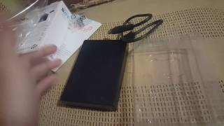Unbox - HD Externo Portátil Seagate 4Tb - Expansion Portable Drive