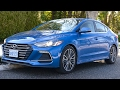 2017 Hyundai Elantra Sport--MUCH BETTER THAN BASE ELANTRA