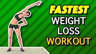Fastest Weight Loss Workout Plan At Home