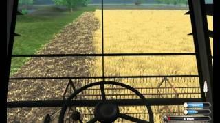 НИВА СК-5М ПУН-5 (Уборка пшеницы и сена)